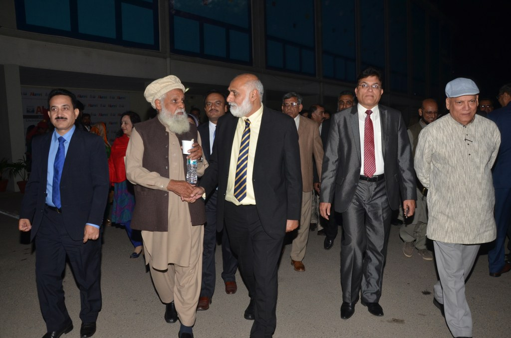 bc30a83a823f8 Launching of the Alumni Association of Punjab University <br> Dated ...